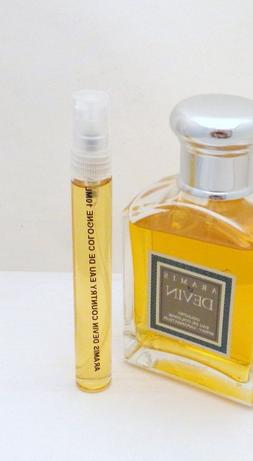 SAMPLE~ARAMIS DEVIN COUNTRY EAU DE COLOGNE for men  COLOGNE