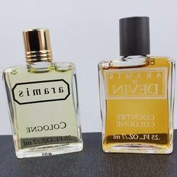2 Men's Fragrances  Aramis Cologne & Aramis Country Cologne