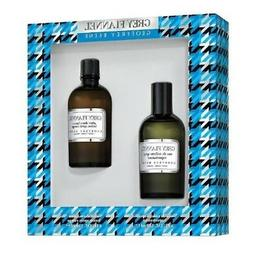 Grey Flannel 2 Pc Gift Set With 4.0 Oz By Geoffrey Beane For