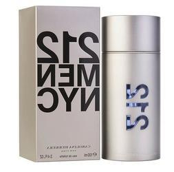 212 by Carolina Herrera for Men - 1.7 oz EDT Spray