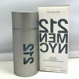 212 by Carolina Herrera for Men - 3.3 oz EDT Spray