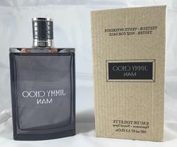 JIMMY CHOO MAN Cologne for Men EDT 3.4 / 3.3 oz - NEW IN BRO