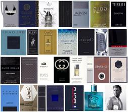 30 Cologne Samples Lot Burberry Paco Rabanne Versace YSL Guc