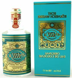4711 ORIGINAL EAU DE COLOGNE-MAURER & WIRTZ-AFTER SHAVE-3.4