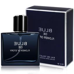 50ml Long Lasting Perfume <font><b>Men</b></font> Marine Woo
