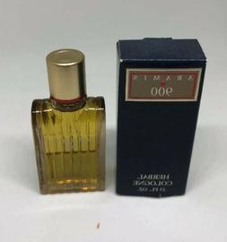 Aramis 900 by Aramis, .25 oz Herbal Eau De Cologne Spray for