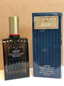 Aramis 900 Herbal Men Eau De Cologne Spray  3.4 oz/75 ML