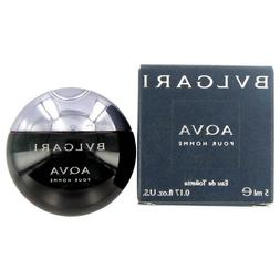 AQVA Pour Homme Miniature Cologne by Bvlgari EDT 5.0 ml / 0.
