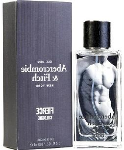 Abercrombie & Fitch Fierce 3.4 oz 100mL Men's Eau De Cologne