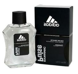 Adidas DYNAMIC PULSE Cologne for Men 3.4 oz edt 3.3 Spray Ne