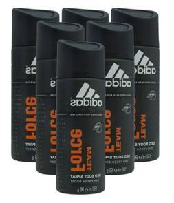 Adidas Deodorant Body Spray Team Force, 150ml