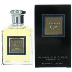 Aramis 900 by Aramis, 3.4 oz Herbal Eau De Cologne Spray for