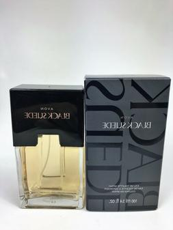 Avon Black Suede 3.4oz Men's Cologne spray FREE SHIPPING