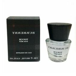 BURBERRY TOUCH By Burberry MINIATURE MEN COLOGNE 0.16 OZ NEW