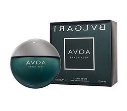 Bvlgari Men's Aqva Pour Homme EDT Spray,Blue,1.7 oz