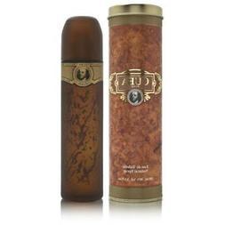 Cuba Gold by Cuba for Men 3.3 oz Eau de Toilette Spray Brand