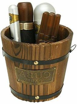 Cuba Gold by Cuba for Men - Gift Set - 3.4oz EDT Spray, 6.7o