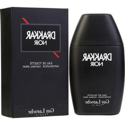 DRAKKAR NOIR by Guy Laroche 6.7 oz / 6.8 oz Cologne New in B