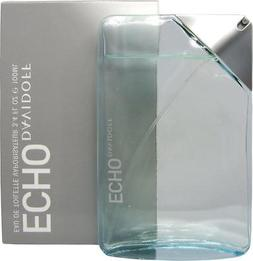 ECHO by Davidoff Cologne for Men 3.4 oz / 3.3 oz New in Box