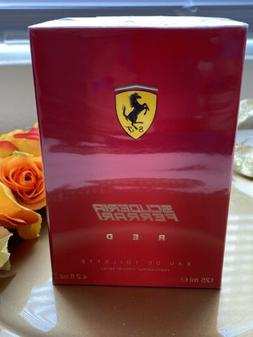 Ferrari Scuderia Red by Ferrari EDT Cologne for Men 4.2 oz /