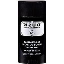 HERBAN COWBOY Deodorant Dusk – 2.8 oz    Men's Deodorant
