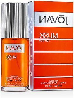 Jovan Musk Cologne Spray for Men 3 oz