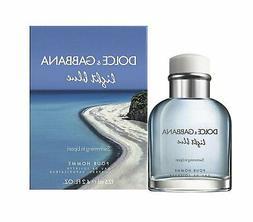 LIGHT BLUE Swimming In Lipari Dolce & Gabbana 4.2 oz EDT spr