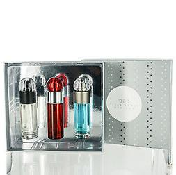 PERRY ELLIS 360 by Perry Ellis 3 PIECE GIFT SET - 1.0 OZ EAU