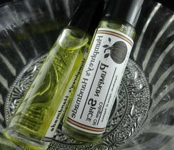 PUMPKIN SPICE Unisex Cologne Oil Mens Womens Jojoba Perfume