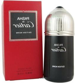 Pasha De Cartier EDITION NOIRE men cologne edt 3.3 oz 3.4 NE