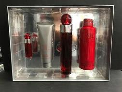 Perry Ellis 360 Red 4 Piece Gift Set,
