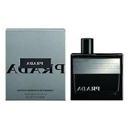 Prada Amber Intense Eau de Parfum Spray for Men, 1.7 Ounce