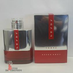 Prada Luna Rossa Cologne By PRADA FOR MEN 5 oz Eau De Toilet