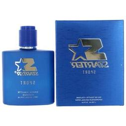 Sport Cologne by Starter, 3.4 oz EDT Spray for Men