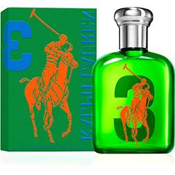 The Big Pony Collection 3 by Ralph Lauren for Men Eau De Toi