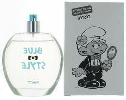 The Smurfs Vanity by Disney for Men EDT Cologne Spray 3.4 oz