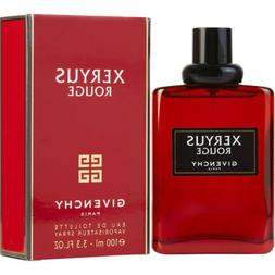 XERYUS ROUGE by Givenchy cologne for men 3.3 / 3.4 oz New in