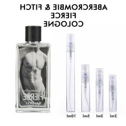 ABERCROMBIE & FITCH FIERCE COLOGNE FOR MEN 2ML 3ML 5ML 10ML