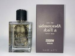 Abercrombie & Fitch Woods Cologne 1.7 oz / 50 mL Cologne Spr