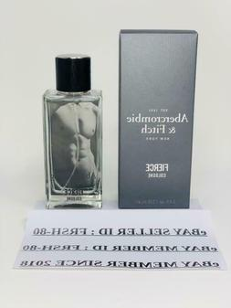 Abercrombie Fitch Cologne Fierce 3.4 Oz For Men Eau De Colog