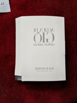 Giorgio Armani Acqua Di Gio Pour Homme Eau De Toilette Colog