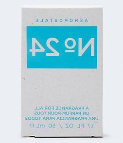 Aeropostale No 24 1.7 oz Women's Perfume or Men's Cologne -Y