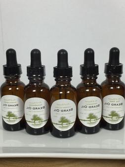 All Natural Beard Oil and 100% Pure Organic Ingredients Vega
