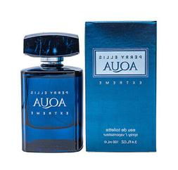 Perry Ellis Aqua Extreme Cologne 3.4 Oz Edt For Men - PERAE3