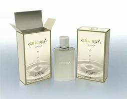 AQUARIUS Men's Designer Impression EDT Cologne 3.4 oz Spray