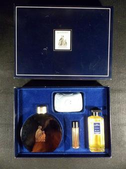 Arpage Lanvin Men's Fragrance Gift Set w/Cologne/Soap/Dustin