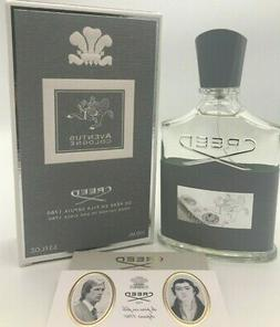 Creed Aventus COLOGNE 100ml / 3.3oz Batch 20D01 New Authenti