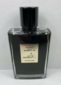 KILIAN BACK TO BLACK REFILLABLE SPRAY 1.7 OZ / 50 ML NEW - N