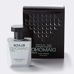 Men's Rue 21 Black Diamond Cologne Spray 1.7 Ounce New In Bo