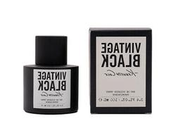 Black Vintage by Kenneth Cole 3.4 oz EDT Cologne for Men New
